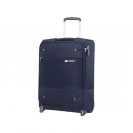 Trolley - Samsonite Valigia Trolley Base Boost Upright S Length 35 Navy Blue