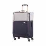 Trolley - Samsonite Valigia Trolley Uplite Spinner Exp M Pearl Blue