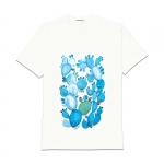 Abbigliamento - Carla Caroli T-Shirt in cotone dipinta a mano CCT01