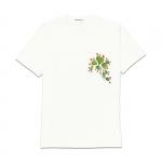 Abbigliamento - Carla Caroli T-Shirt in cotone dipinta a mano CCT10