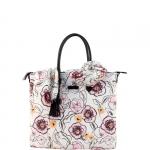 Shopping bag - Pash BAG by L'Atelier Du Sac Borsa Shopping Bag L French Rose 4871 Tolosa