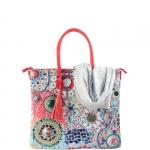 Shopping bag - Pash BAG by L'Atelier Du Sac Borsa Shopping Bag L Diamond Feels 5123 Tolosa