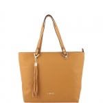 Shopping bag - Liu jo Borsa Shopping Bag M Mimosa Harvest Gold