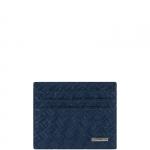 Portafoglio - Vip Flap Portafoglio M Cross Leather Blu Scuro