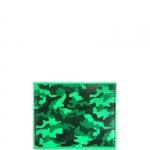 Portafoglio - Vip Flap Portafoglio M Private Camouflage Verde Fluo
