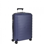 Trolley - Roncato Valigia Trolley 4R Box 2.0 L Blu Navy