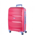 Trolley - American Tourister Valigia Trolley Bon Air Spinner L Fresh Pink / Porcelain Blue
