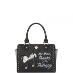 Bauletto - Le Pandorine Borsa Bauletto THERAPY Black