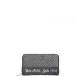 Portafoglio - Le Pandorine Portafoglio Wallet PRESENTE Glitter Dark Grey