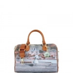 Bauletto - Y Not? Borsa Bauletto S Dark Tan Gold YPAR Mademoiselle I 317 MAD