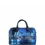 Bauletto - Y Not? Borsa Bauletto S Black Gun Metal YNY Broadway I 317 BRO