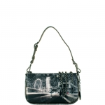 Tracolla - Y Not? Borsa Tracolla S Stardust Galaxy Londra Taupe I 312 GXY