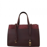 Hand Bag - Gianni Chiarini Borsa Hand Bag BS 6000 LSR CM Bordeaux - Wine