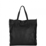 Shopping bag - Gianni Chiarini Borsa Shopping Bag BS 6156 RMN RE RIV Nero