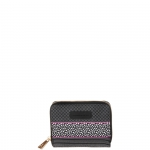 Portafoglio - Pash BAG by L'Atelier Du Sac Portafoglio M DIANE 5641 DARK CANDY