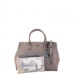 Hand Bag - Y Not? Borsa Hand Bag M 750 M colore Taupe