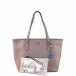 Shopping bag - Y Not? Borsa Shopping Bag M 796 M colore Taupe