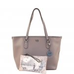 Shopping bag - Y Not? Borsa Shopping Bag L 797 M colore Taupe