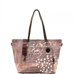 Shopping bag - Y Not? Shopping Bag L Fun I 497 colore Brown