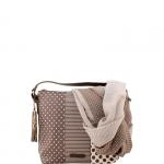 Shoulder Bag - Pash BAG by L'Atelier Du Sac Borsa Shoulder Bag M Bubble Miss 5645 Nantes