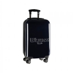 Trolley - Blauer Valigia Trolley S BLTR 00158T Navy Blue