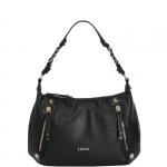 Shoulder Bag - Liu jo Borsa Monospalla Lavanda N67195E0064 Nero