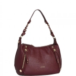 Shoulder Bag - Liu jo Borsa Monospalla Lavanda N67195E0064 Dark Wine