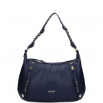 Shoulder Bag - Liu jo Borsa Monospalla Lavanda N67195E0064 Dress Blue