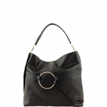 Shoulder Bag - Gianni Chiarini Borsa Shoulder Bag L BS 6011 SFY Nero