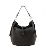 Shoulder Bag - Gianni Chiarini Borsa Shoulder Bag L BS 6131 WIL Nero