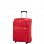 Trolley - American Tourister Valigia Trolley Summer Voyager Upright S Ribbon Red
