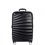 Trolley - American Tourister Valigia Trolley Oceanfront Spinner M Onyx Black
