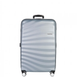 Trolley - American Tourister Valigia Trolley Oceanfront Spinner M Sky Silver