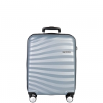 Trolley - American Tourister Valigia Trolley Oceanfront Spinner S Sky Silver