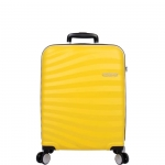 Trolley - American Tourister Valigia Trolley Oceanfront Spinner M Sunflower yellow