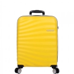 Trolley - American Tourister Valigia Trolley Oceanfront Spinner L Sunflower yellow