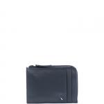 Porta Carte di Credito - Roncato Tasca Porta Carte di Credito da Vinci 2379 Navy Blu