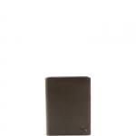Porta Carte di Credito - Roncato Porta Carte di Credito con Patta da Vinci 2385 Testa Moro