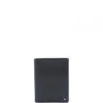 Porta Carte di Credito - Roncato Porta Carte di Credito con Patta da Vinci 2385 Navy Blu