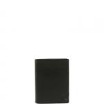 Porta Carte di Credito - Roncato Porta Carte di Credito con Patta da Vinci 2385 Nero