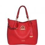 Shopping bag - Liu jo Borsa Shopping Bag It Bag A18057E0007 Cherry Red