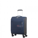 Trolley - American Tourister Valigia Trolley Sonicsurfer Spinner S Midnight Navy
