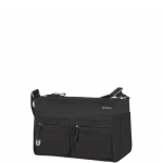 Shoulder Bag - Samsonite Borsa Shoulder Bag Horiz. Move 2.0 M Black