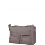 Shoulder Bag - Samsonite Borsa Shoulder Bag Horiz. Move 2.0 M Army Grey