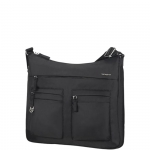 Shoulder Bag - Samsonite Borsa Shoulder Bag Hobo Move 2.0 M Exp. Black