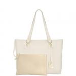 Shopping bag - Liu jo Borsa Shopping Bag M Hawaii A18146E0502 Soia / Gold
