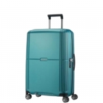 Trolley - Samsonite Valigia Trolley Orfeo Spinner L Blue Lagoon