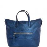 Shopping bag - Nalì Borsa Shopping Bag Sporty Blu Glitter