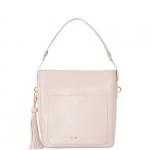 Hand Bag - Nalì Borsa Hand Bag con Tassel Cipria