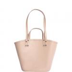 Shopping bag - Nalì Borsa Shopping Bag Saffiano Cipria